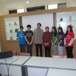 Student Exchange from Thailand 2014