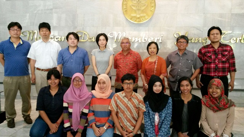 Joint Research di Cirata dan Citarum Watershed